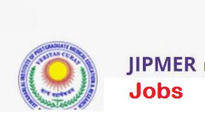 jipmer vacancy