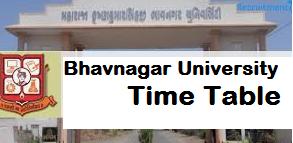 mkbhavuni exam time table