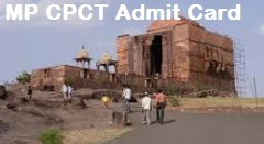 mp cpct admit card