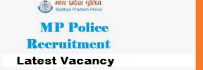 MP Police Constable Vacancy 2020 Latest Recruitment, Bharti Apply