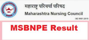msbnpe result