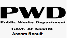 pwd assam result