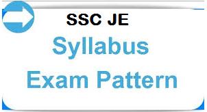 ssc je syllabus pdf