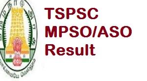 tspsc mpso results