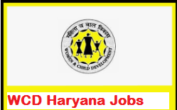 wcd haryana vacancy